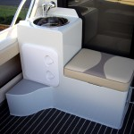EXTERNAL SINK AND SEAT BOX