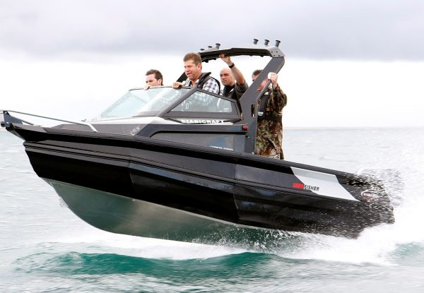 STABICRAFT PROJECT CARBON - 1600 FISHER UNVEILED