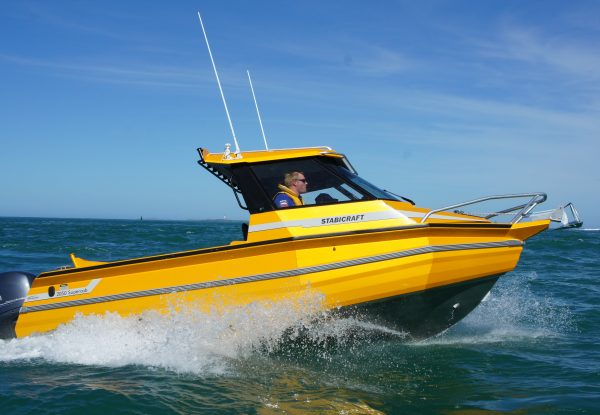 ALL NEW STABICRAFT 2050 SUPERCAB - AUSTRALIA'S GREATEST BOATS FINALIST