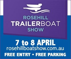 SUPER STABICRAFT SAVINGS AT ROSEHILL BOATSHOW