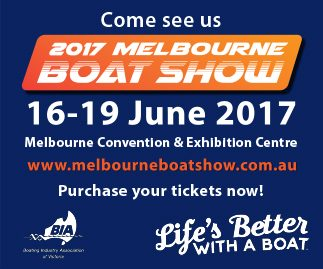 SAILFISH BACK AT 2017 MELBOURNE BOATSHOW