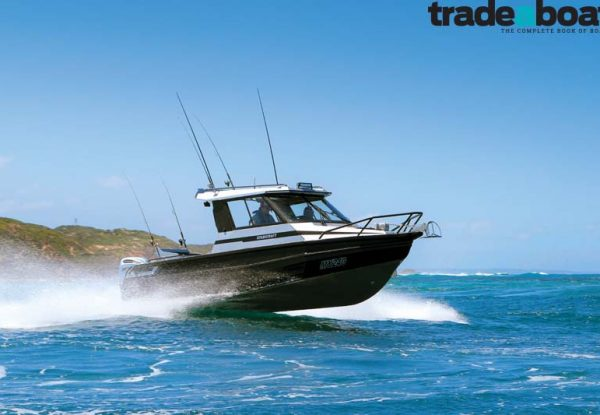 STABICRAFT 2400 SUPERCAB REVIEW
