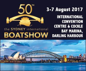 SYDNEY INTERNATIONAL BOATSHOW TURNS 50